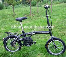 x-speed cool folding bicycle/bike in 16 inch
