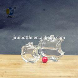 apple shape perfume glass bottle 15ml;30ml;80ml