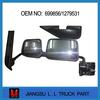 Truck part factory , renault truck mirror, renault spare part .1232016 1232017