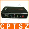 Hdmi jeu Capture 1080 P HD vidéo Capture enregistreur boîte pour XBOX un / 360 / PS3 / WII U avec professionnel modifier logiciel