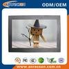IR touch fanless pc 21.5 inch widescreen