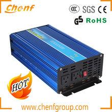 High Efficiency 12v/24v 1000w dc-ac power inverter // 100v-240v dc to ac power inverter