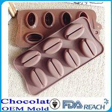MFG Various shape silicone chocolate molds baby image cake decorate push mold