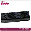 Ergonomic USB gaming keyboard