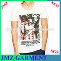 Oem jmz para imágenes de impresión t- shirt, de impresión t- shirt con imágenes
