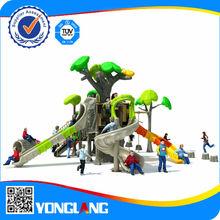 2014 outdoor adventure playground equipment