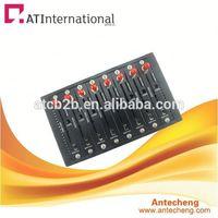gsm wavecom modem pool 8 port USB Wavecom bulk sms modem