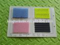 sandwich del aire de la tela de malla de materia prima para la fabricación de textiles