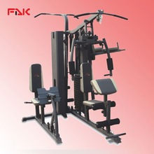 1.5mm Thickness 5 Station Home Gym