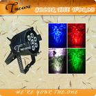 TH-257 RGBW 4IN1 Club/Disco/Wedding Lighting 7x10w Led Par