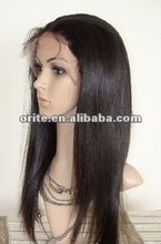 Popular Fashion Human Hair Wig Wholesale Cheap Brazilian Vrigin Human Hair Wig