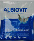 multivitamin water soluble powder for animal drugs