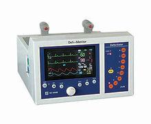 2014 mid year sales PT9000B 6 parameters Lead-acid battery cardiac portable defibrilator unit