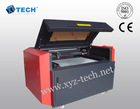 co2 laser glass sandblast engraving machine