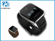 Newest and fashionable design Ringing and Vibrate remind for SMS smart watch