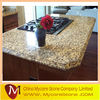 Granite top dining round table