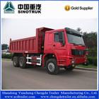 6x4 10 wheel 371hp HOWO dump truck for sale in dubai
