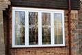 Usado janelas e portas