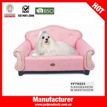 Fashion luxury dog sofa for luxury dog sofa