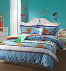 manufature wholesale reactive print cotton bed sheet in faisalabad