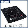 Vendita calda energia- risparmio elettrico doppio bruciatore fornello di induzione infrarossi