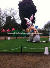 2014 Inflatable Alie In Wonderland Rabbit Advertising for Sale