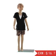 Hot sale cheap plastic full body boy child model supplier in Guangzhou