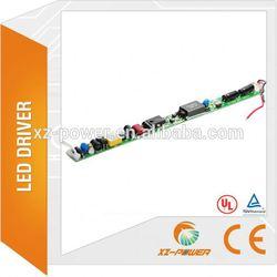 XZ-TP12B High Quality LED Driver for csa 347 volt led tube light