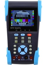 AOST Hot selling CCTV tester with visual fault locator and cable search HVT-2622