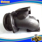 name of engine parts CCEC parts K38 K50 water inlet connection 3045568