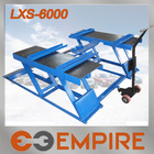 Made in china CE approved car scissor lift / used motorcycle lifts