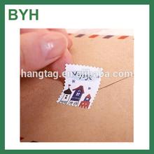 Customer made Stamp self adhesive blackboard sticker