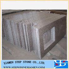 Chinese red granite countertop,vanity,and worktop for sales