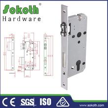 8555 High Quality Security Europe door lock set