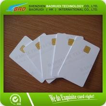 brand new plastic ic chip card