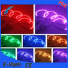 multi color universal rgb angel eyes color changing halo rings for Mazda 3