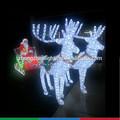 nouveaux produits de noël santa sleigh 2014 et le cerf
