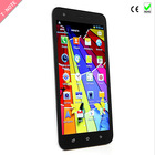 """Vatop GSM&3G Android 4.2 GPS WIFI 5.0"""" capacitive MTK6589 china cheapest 3g android phone mobile no brand oem android phone"""