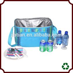 custom polyester cooler bag material