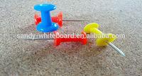 China plastic thumb tacks