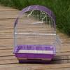 folding bird cage Unilateral double food box bird cage