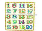 popular 3d puzzle wooden toy Y85392