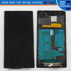 LCD + Touch Screen Digitizer with Frame for Sony L39h C6902 C6903 L39