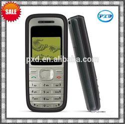 Original used mobile phone for Nokia cheap cellphone 1200 1202 1208