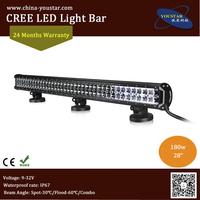 Double row C.R.E.E snake racing light bar, 180w c.r.e.e snake racing light bar, offroad snake racing light bar