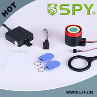 rfid one way motorcycle alarm, anti hijacking DC12V with cdi