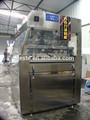 chocolate 900 revestimiento de la máquina maquinaria enrobing de chocolate línea de producción