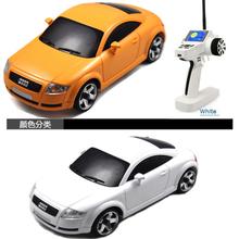 Fun 1/28 scale rc transformation car toy
