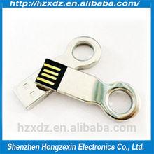 Hot sell usb flash stick 32GB Metal,flash drive 32 gb key ring