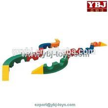 Changing the single plank bridge educational toys kindergarten